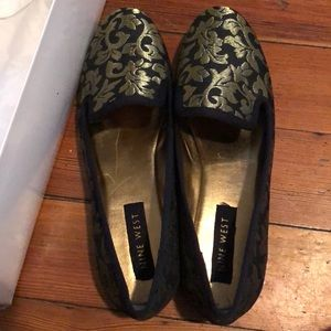 Brand new Nine West loafers!